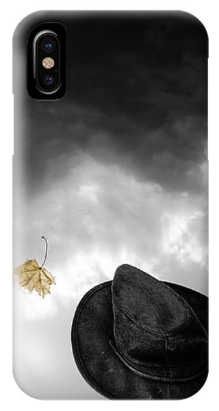 IPhone Case featuring the photograph Light In The Window by Bob Orsillo
