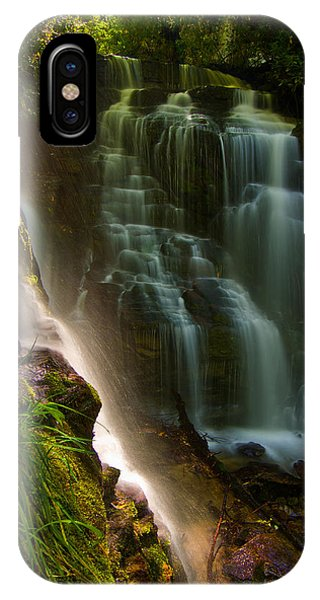 Light Into The Shadows IPhone Case
