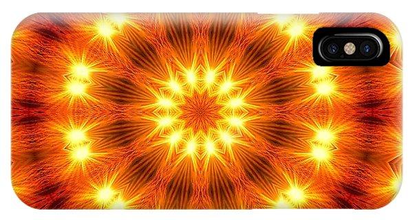 Light Meditation IPhone Case