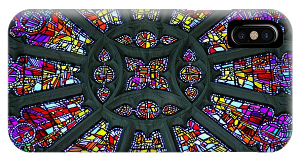 Chapel iPhone Case - Light Of Wisdom by Stephen Stookey