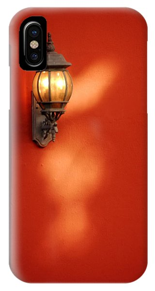 Light On Wall IPhone Case