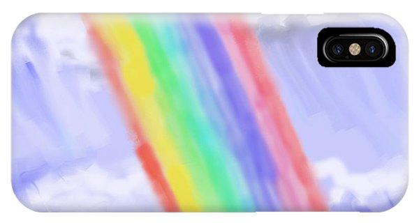Light Rain IPhone Case