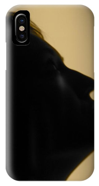 Light Study Sp 2 Phone Case by Ashley Ordines