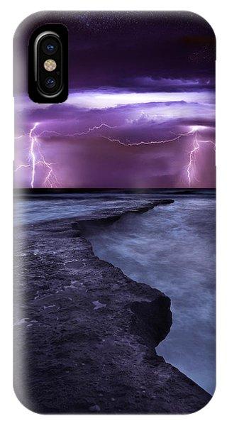 Light Symphony IPhone Case