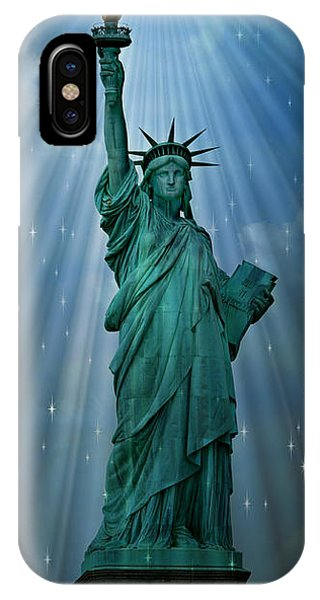 Light To The Nations IPhone Case