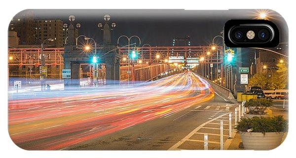 Light Traffic IPhone Case