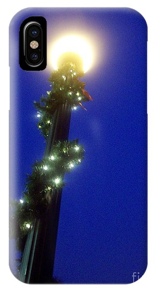 Light Up The Holidays IPhone Case