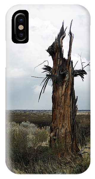 Lightening Strikes IPhone Case