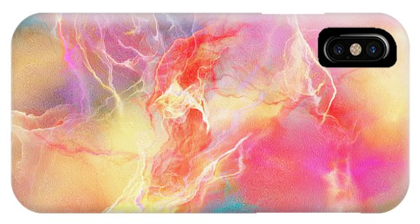 Lighthearted - Abstract Art IPhone Case