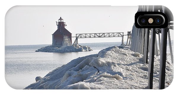 Lighthouse 1 IPhone Case