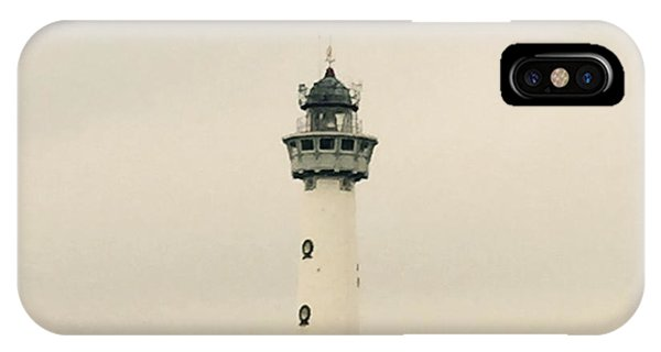 Still Life iPhone Case - Lighthouse Netherlands by Photosaslt Shop
