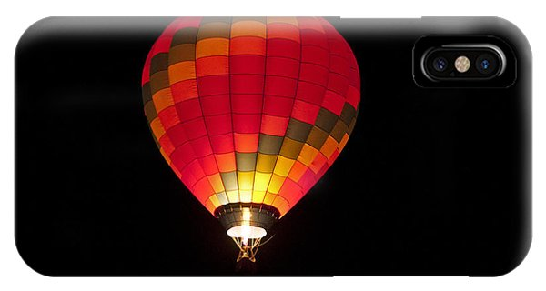 Lighting The Sky IPhone Case