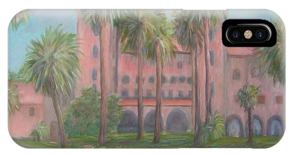 Lightner Museum IPhone Case