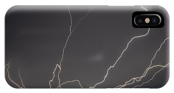Lightning 6a IPhone Case