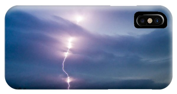 Lightning IPhone Case