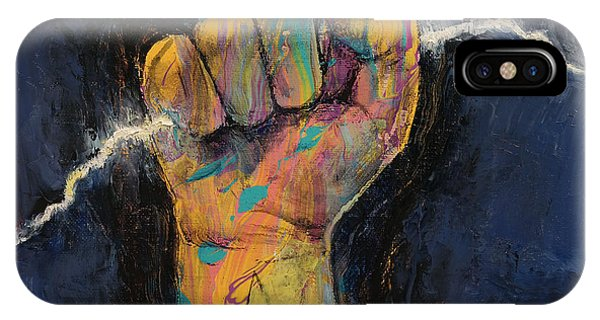 Illusion iPhone Case - Lightning by Michael Creese