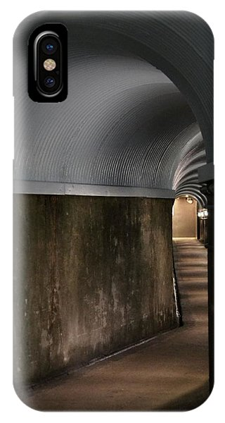Lights At The End Of The Tunnel IPhone Case
