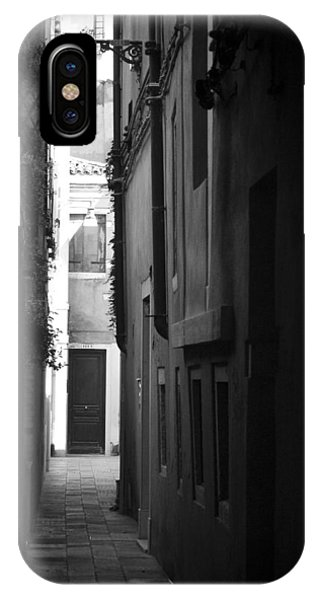 Light's Passage - Venice IPhone Case