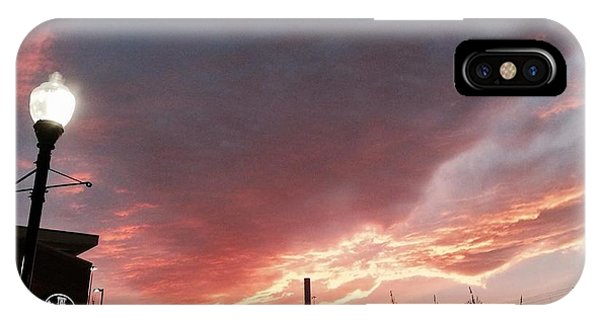 Lights The Whole Sky IPhone Case