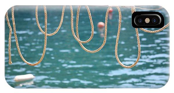 Ligurian Loops  IPhone Case