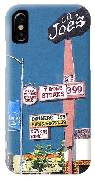 Li'l Joe's Phone Case by Paul Guyer