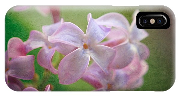 Lilac Dreaming  IPhone Case