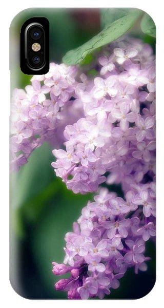 Lilac (syringa Hybrid) Phone Case by Maria Mosolova/science Photo Library