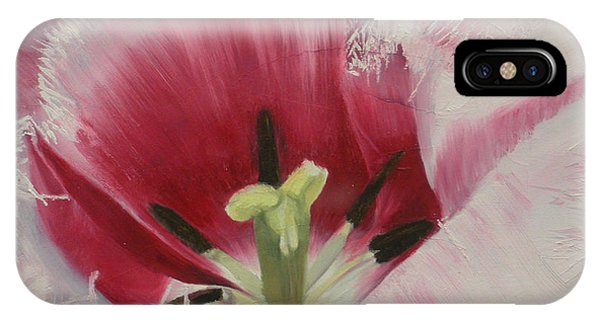 Lilicaea Tulipa IPhone Case