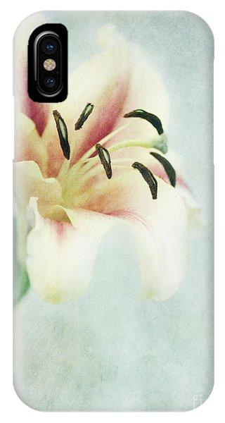 Lily iPhone Case - Lilium by Priska Wettstein