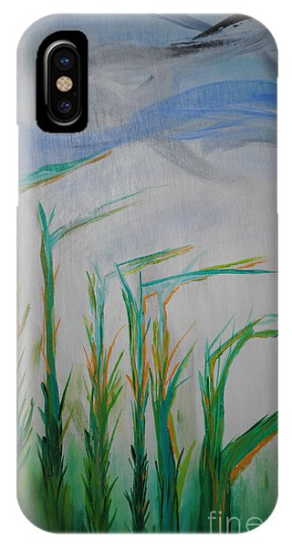 Lillies Of The Creek IPhone Case