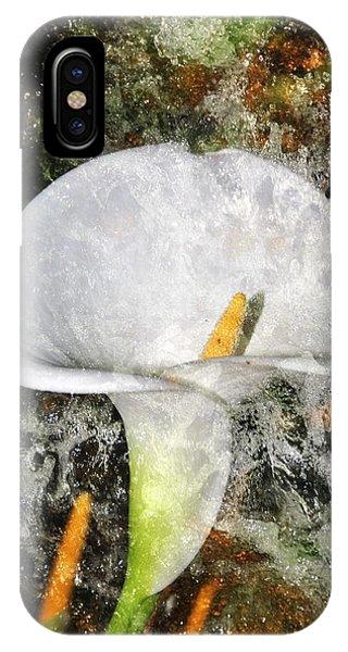 Lilly Splash IPhone Case