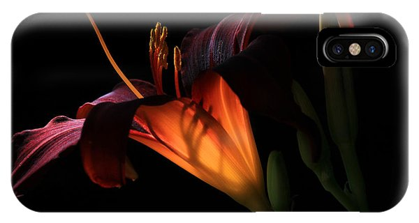 Lily Ambiance IPhone Case