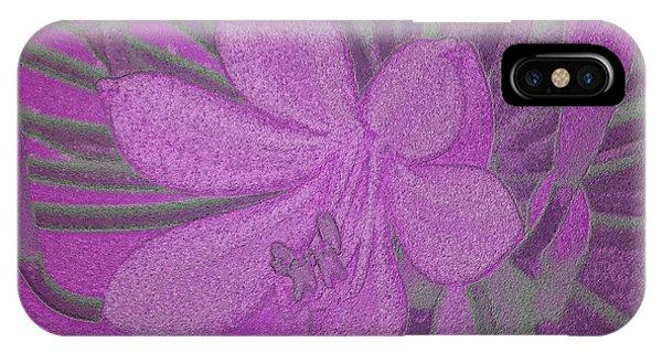Lily Fleur  IPhone Case