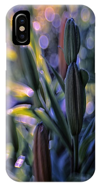 Lily Light IPhone Case