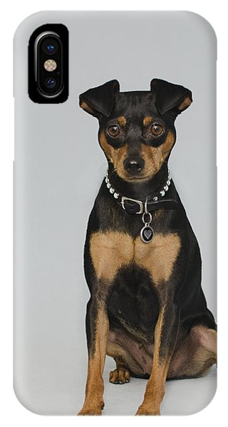 Lily1 IPhone Case