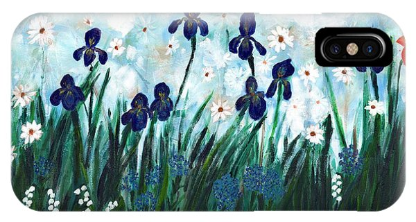Lily's Garden IPhone Case