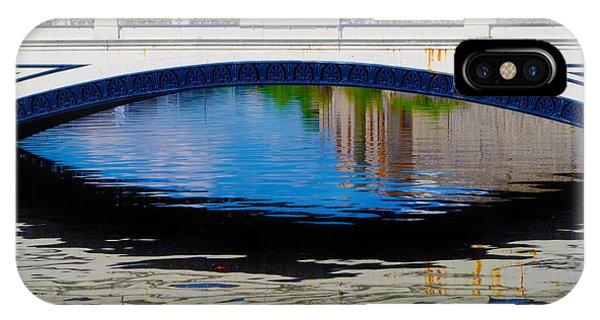 Sean Heuston Dublin Bridge IPhone Case