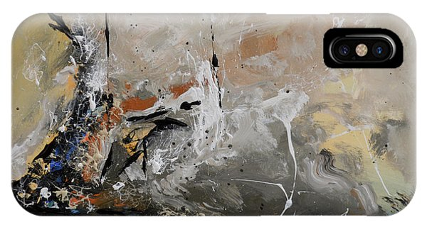 Limitless - Abstract Painting IPhone Case