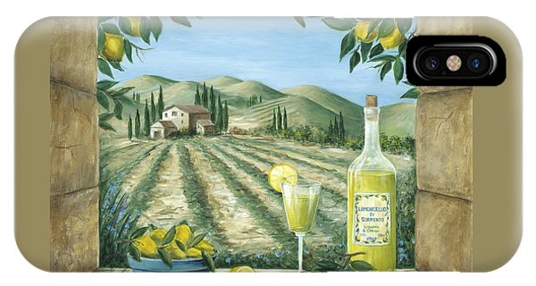 Limoncello IPhone Case