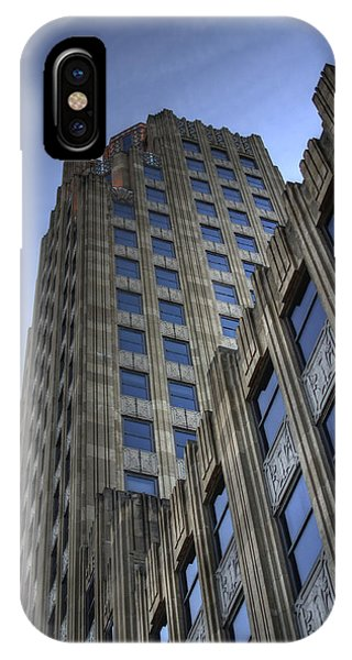 Lincoln Building IPhone Case