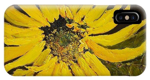Linda's Arizona Sunflower 2 IPhone Case