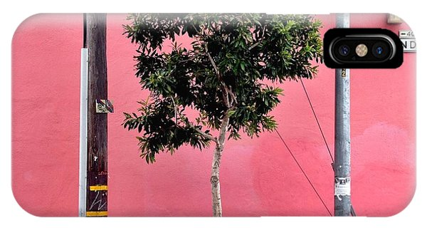 Tree iPhone Case - Linden Street by Julie Gebhardt