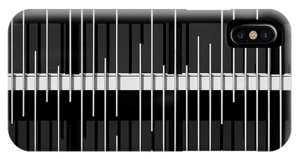 Facade iPhone Case - Lines And Shadows by Jan Niezen