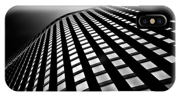 Buildings iPhone Case - Lines Of Learning by Dave Bowman