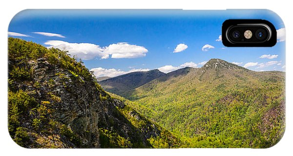 Linville Gorge Hike IPhone Case