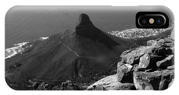 Lions Head - Cape Town - South Africa IPhone Case