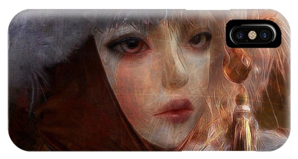 Liouneva Mirankaya IPhone Case