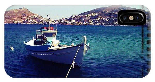 Lipsi - Greek Islands IPhone Case