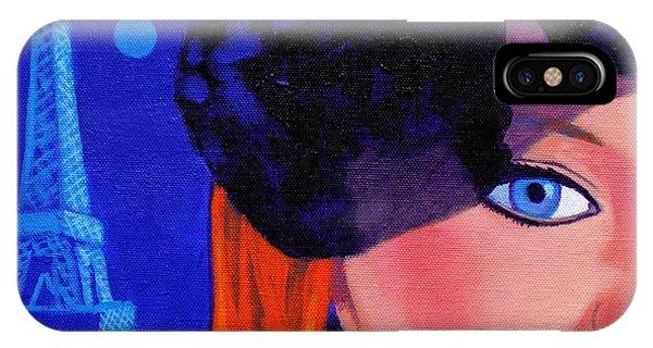 Boa Constrictor iPhone Case - Lisa Darling - Paris - Irish Burlesque by John  Nolan