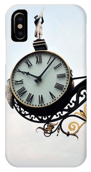 Little Admiral Clock York England IPhone Case